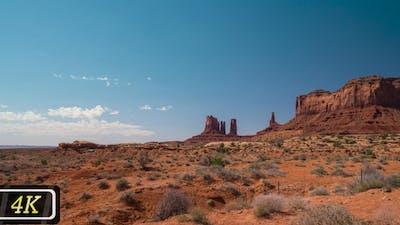 Amazing Monument Valley