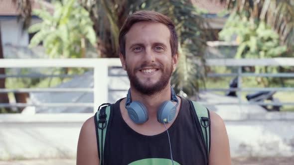 Thumbnail for Man Smiling