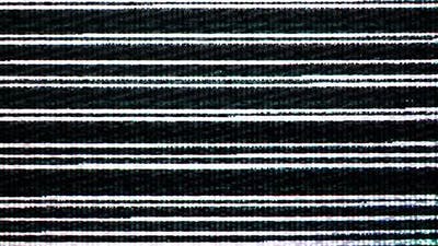 Television Static and Distortion