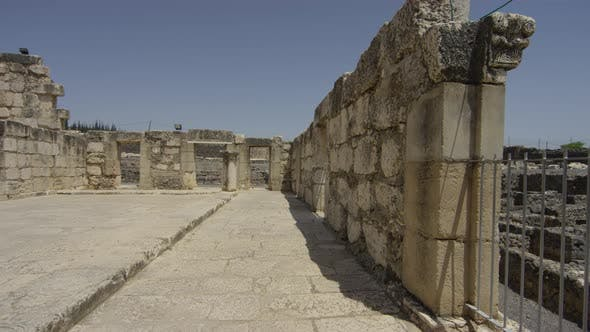 Thumbnail for Ruins in Capernaum