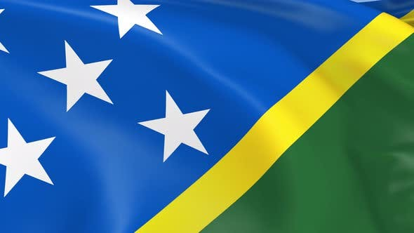 Thumbnail for Solomon Islands Flag