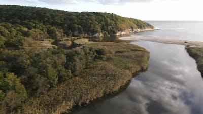 Delta of the River