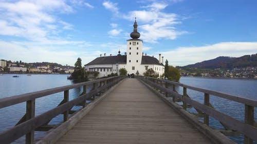 View Of Schloss Ort Castle 2