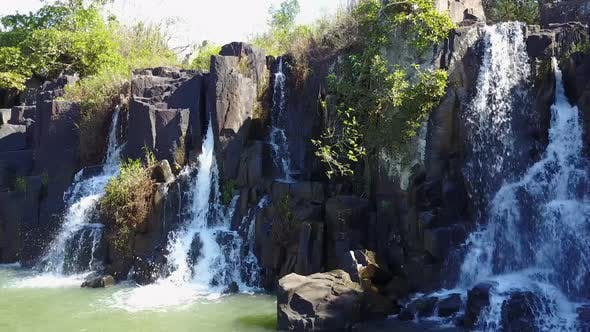 Thumbnail for Waterfalls at the Albert Falls Game Reserve