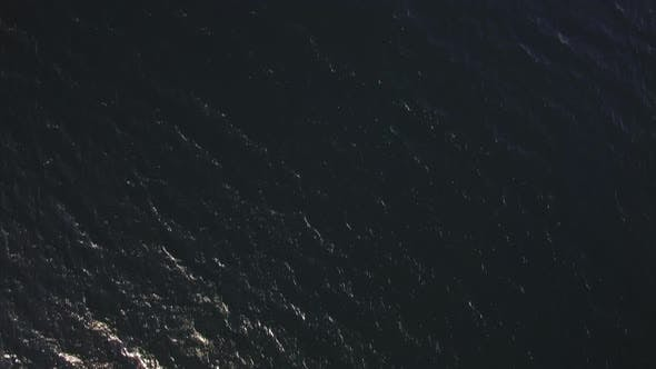 Thumbnail for Aerial View of Deep Blue Sea