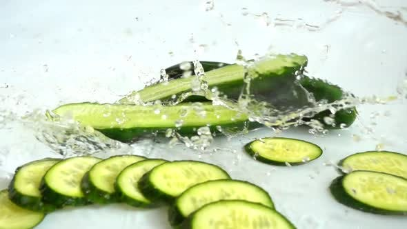 Thumbnail for Washing of Cucumbers 2