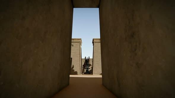 Gods of Ancient Egypt - Anubis