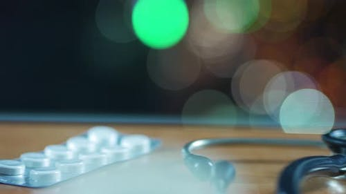 Tonometer Stethoscope Tablets