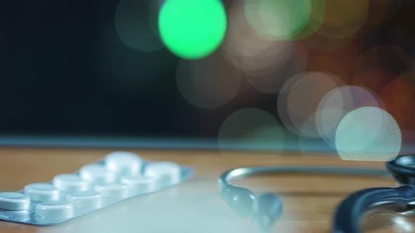 Thumbnail for Tonometer Stethoscope Tablets