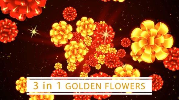 Thumbnail for Golden Flowers