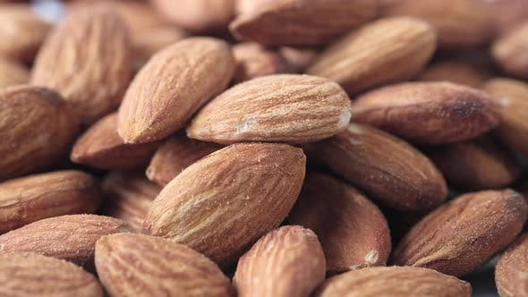 Thumbnail for Close Up of Almond Nuts in a Bowl