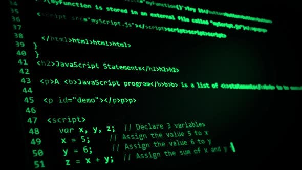 Coding Computer Code