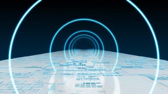 Thumbnail for Digital Background 4K
