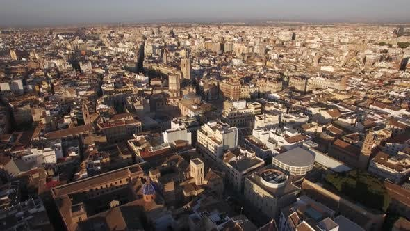 Thumbnail for Aerial View of Valencia, Spain