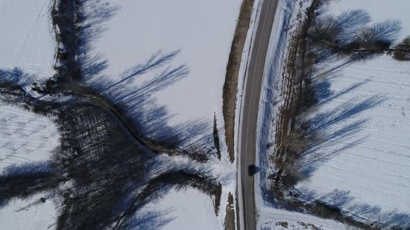 Cover Image for Winter Road