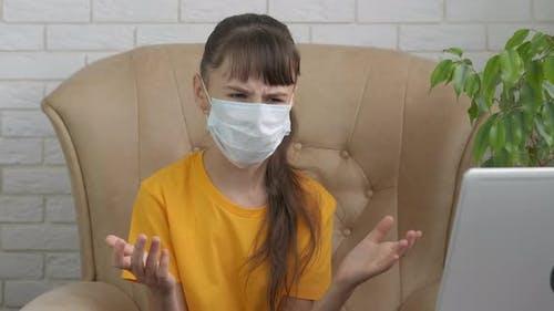 Blogger Schutzmaske