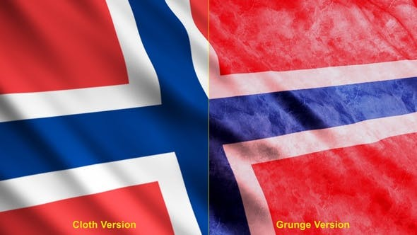 Cover Image for Norway Flags