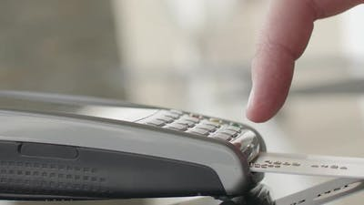 Transaction with  Credit Card