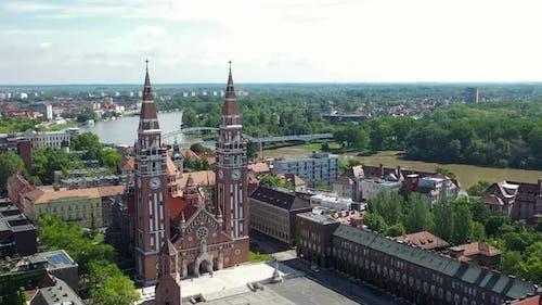 Kuppel von Szeged