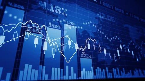 Financial Data Graph