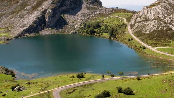 Thumbnail for Covadonga Lake