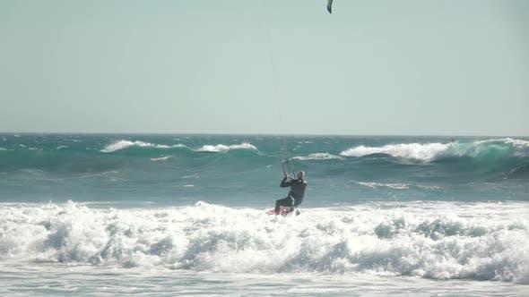 Thumbnail for Kite Surfer