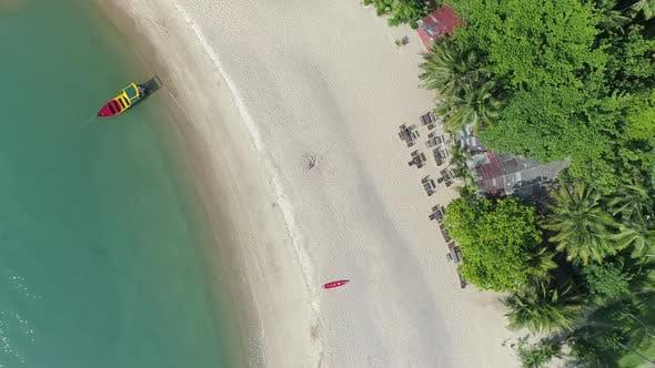Thumbnail for Top View At Beach