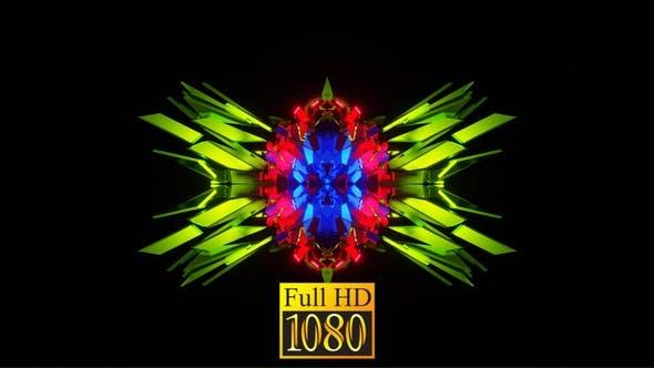 Neon Verstand blinkt Cod-02 HD