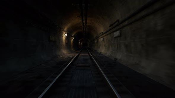 Train Subway Loop