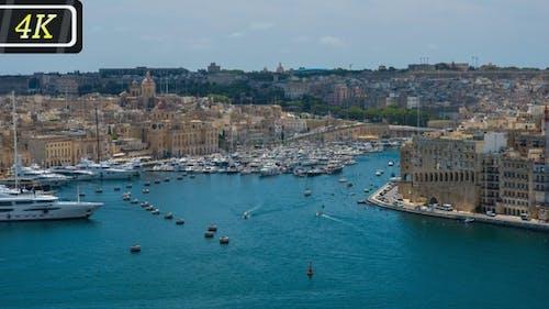 View of Maltese Bay