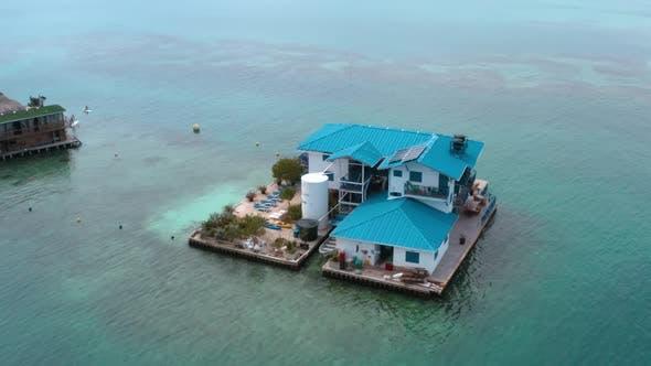 Tintinpan and Isla Mucura in San Bernardo Islands, on Colombia's Caribbean Coast