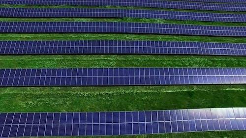 Clean Energy Production with Solar Park