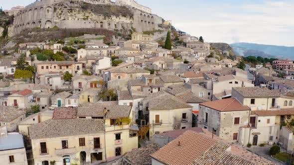Historic village of Gerace