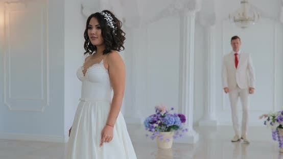 Bride is Waiting for the Bridegroom Bridegroom is Going to the Bride the Bride is Waiting Groom