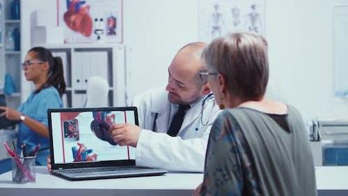 Besuch Kardiologe