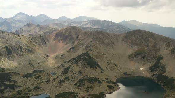 Thumbnail for Tevno Vasilashko Lake In Pirin Mountain 4
