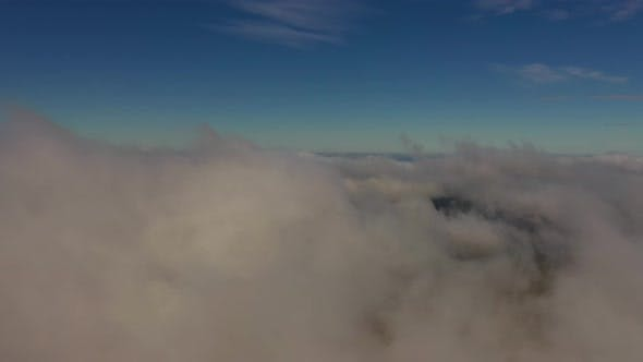 Thumbnail for Beautiful Nature Norway Over the Clouds