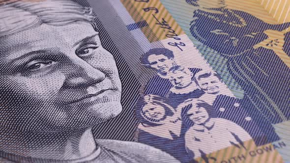 Australia Currency Note