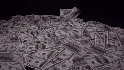 Money Slider Shot - 4K