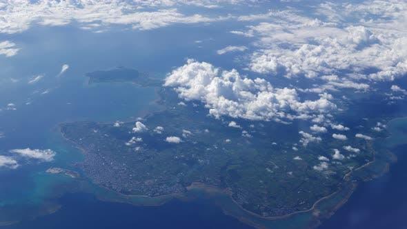 Thumbnail for Above Ocean Aerial