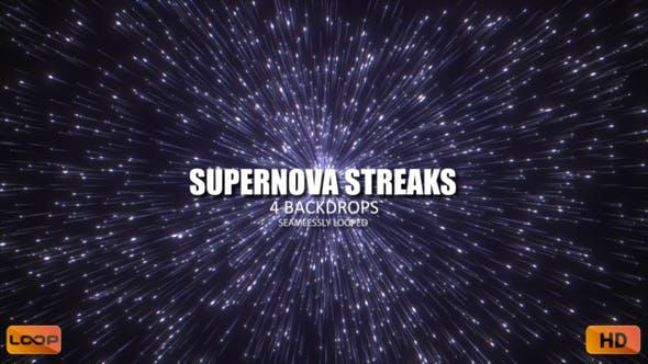 Thumbnail for Supernova Streaks HD