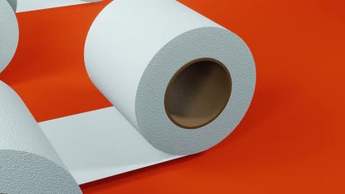 Toilet Paper 4 K