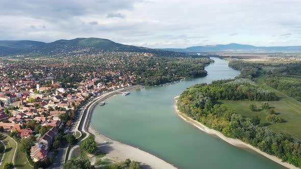 Danube in Hungary