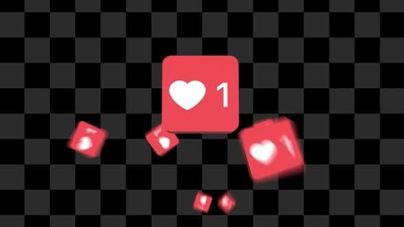 Social Media Like Pack