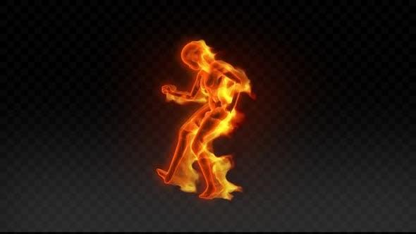 Thumbnail for Fiery Girl Dance 8