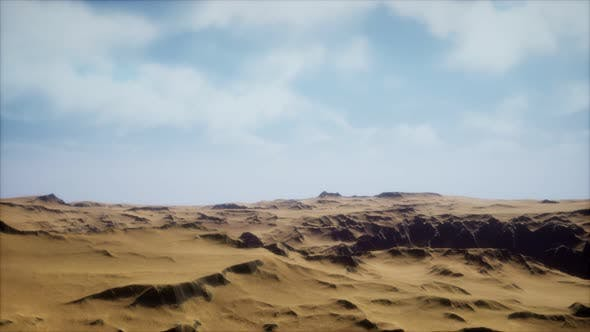 Thumbnail for Desert Storm in Sand Desert