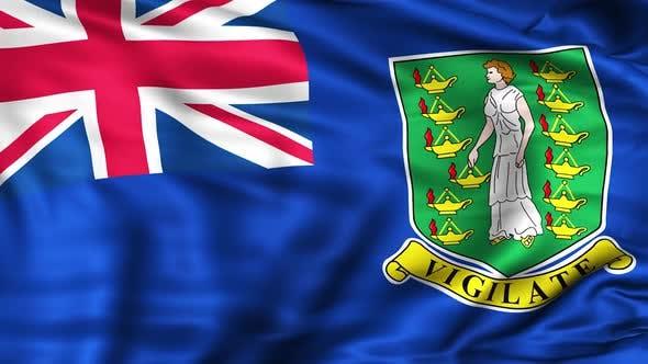 Thumbnail for British Virgin Islands Flag
