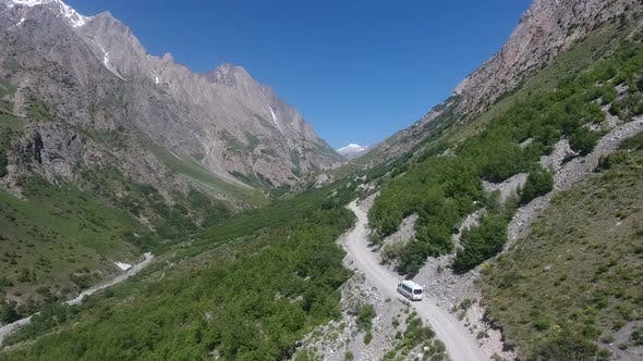 Thumbnail for Mountain bus Travel