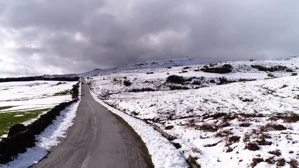 Thumbnail for Winter Mountain Road