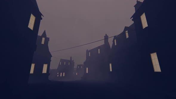 Thumbnail for Horror Village Night